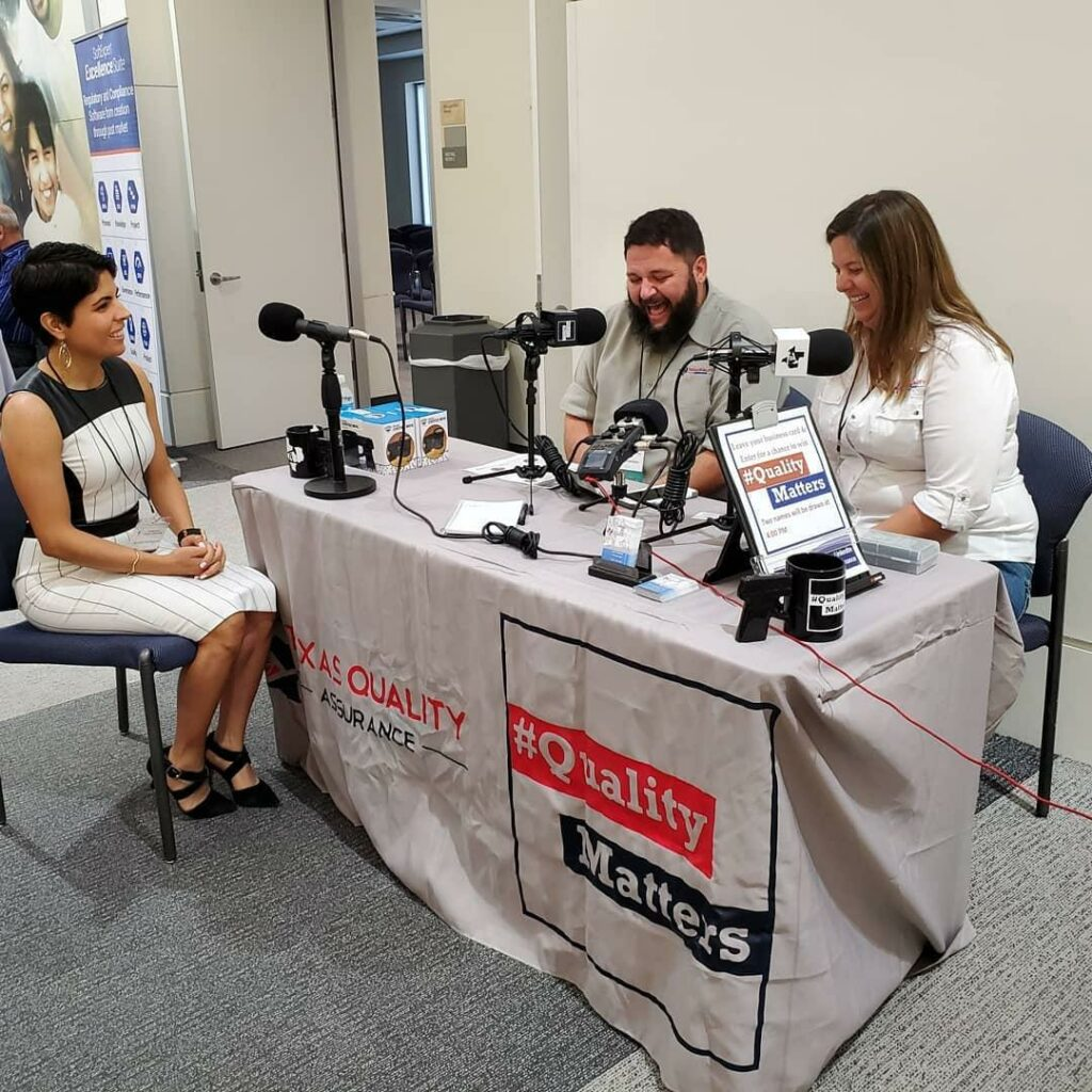 """Episode 0042 - ASQ Houston Area Quality Conference """"American Society for Quality"""" Houston Area"""